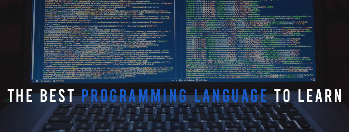 best programming language
